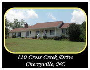 110 Cross Creek Drive Cherryville NC, 28021