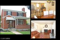 6103 Walther Avenue Baltimore MD, 21206