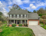 2472 Brierbrook Lane Knoxville TN, 37921