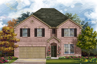 Plan A-3125 Hutto TX, 78634