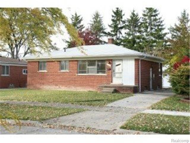 Home for Sale:20712 Whitlock Drive, Dearborn Heights MI, 48127