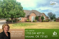 1705 Sw 40th St. Moore OK, 73160