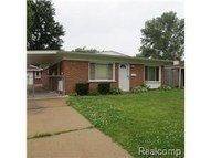 1644 Moulin Avenue Madison Heights MI, 48071