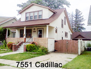 7551 Cadillac Ave Warren MI, 48091