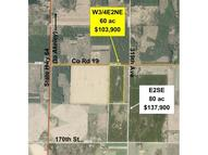 W3/4e2ne County Road 19 Akeley MN, 56433