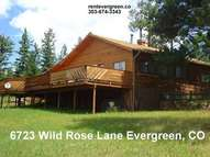 6723 Wild Rose Lane Evergreen CO, 80439