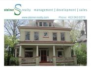 300 Maple Avenue Pittsburgh PA, 15218