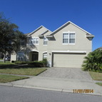 1833 Candlenut Circle Orange Apopka FL, 32712