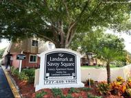 Landmark at Savoy Square Apartments Clearwater FL, 33755