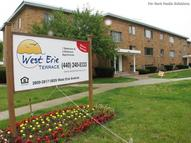 West Erie Terrace Apartments Lorain OH, 44053