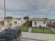 Address Not Disclosed Inglewood CA, 90304