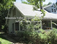 405 Gracie Road **** Nevada City CA, 95959