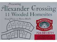 Lot # 67 Alexander Crossing Hermitage PA, 16148