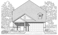 Plan Stratford Houston TX, 77047