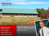 24913 E Waterloo Rd Luther OK, 73054