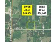 Swse 190th Street Akeley MN, 56433