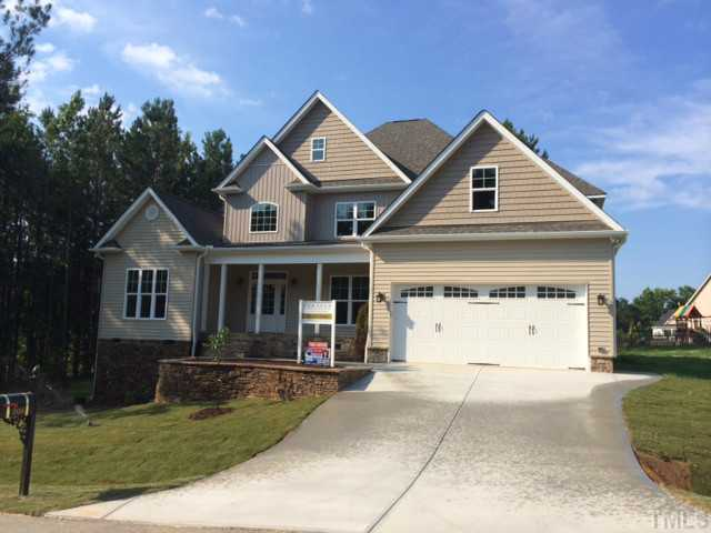 206 Hillgrove Drive Willow Spring NC, 27592