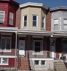 1640 Bentalou Street Baltimore MD, 21216