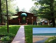 633 North Golden Sands Dr Mears MI, 49436