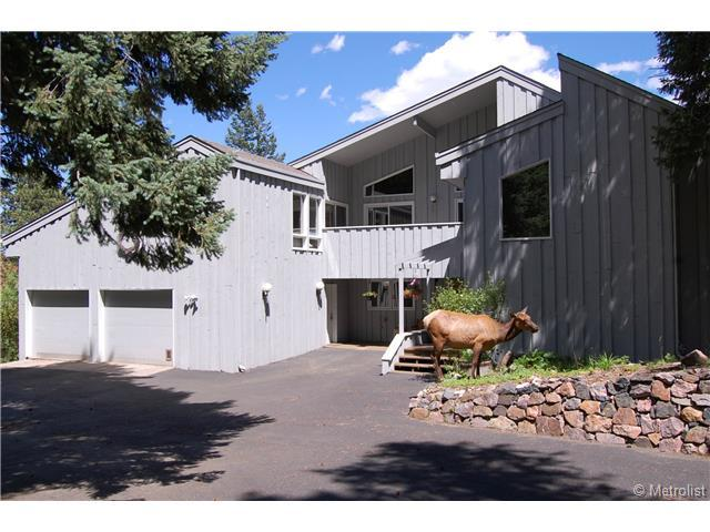 4908 Buffalo Creek Drive Evergreen CO, 80439