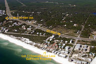 Lot 13 N Emerald Cove Lane Inlet Beach FL, 32413