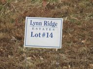 Lot 14  Lynn Ridge  Estates Lynnville IN, 47619