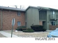 2275 N. Cable Rd Unit 2 Lima OH, 45807