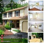 3 Helms Pick Court Catonsville MD, 21228