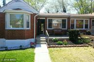4705 Renwick Avenue Baltimore MD, 21206