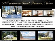 63 Underwood Road Falmouth ME, 04105