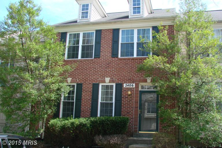 2406 Copper Mountain Terrace Silver Spring MD, 20906