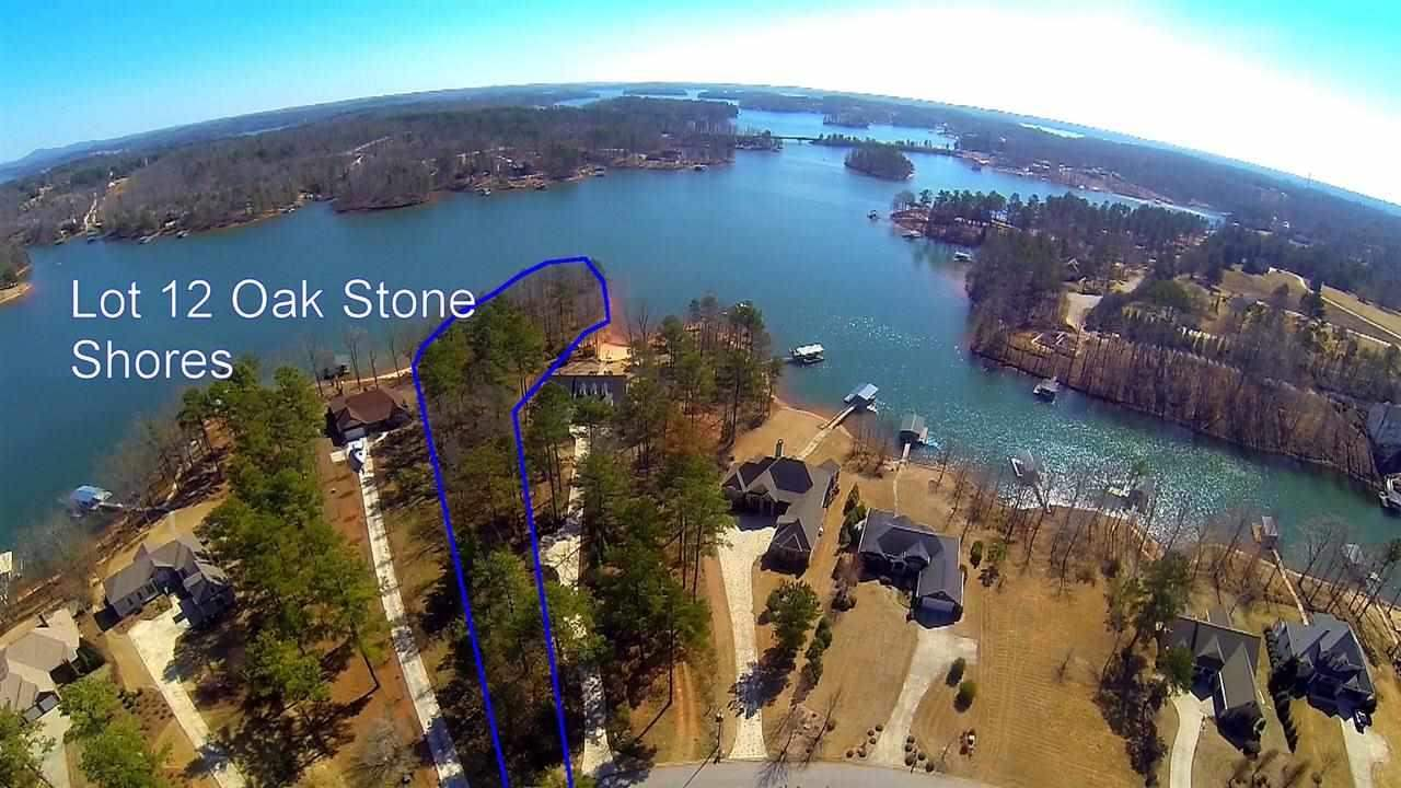 Lot 12 Oak Stone Shores West Union SC, 29696
